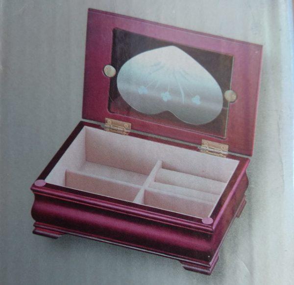 Скринька для прикрас