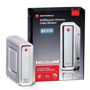 Модем Motorola