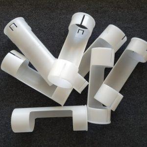 Пластикова напрямна вилок